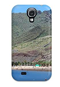 New Snap-on ZippyDoritEduard Skin Case Cover Compatible With Galaxy S4- Tenerife Holidays