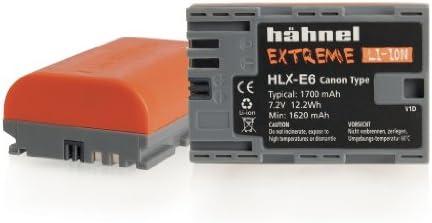 Hähnel Hlx E6 Ersatzakku Für Eos 5d Mk Iii 6d 7d 7d Kamera