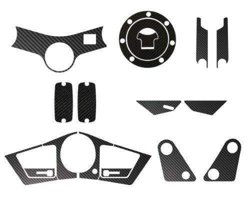 JOllify CARBONIO in vero carbonio Set per Honda VFR 800 (RC46/02) 2002 –  2005 s107 a SET107a