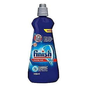 Finish Dishwasher Rinse Aid Liquid Original, 400ml