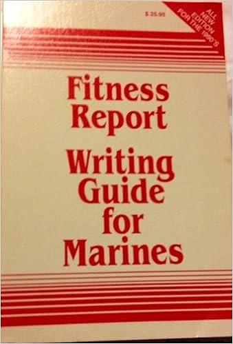 fitrep writing guide usmc pdf