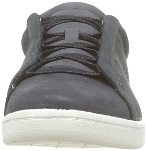 Lacoste Herren Carnaby Evo Easy 319 1 SMA Sneaker, Schwarz (Black/Offwhite 454), 43 EU 2