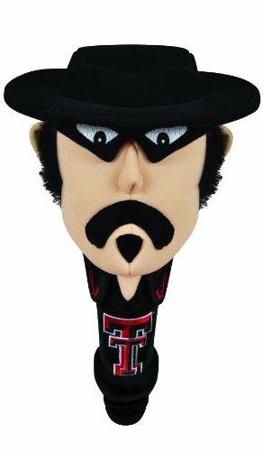 Team Effort Texas Tech Red Raiders Shaft Gripper Mascot ()