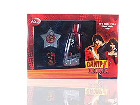 Disney Camp Rock Set Eau de toilette 200 ml + Llavero ...