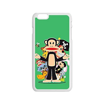 Amazon.com: WeiGe - paul frank Case Cover For iPhone 6 Case ...
