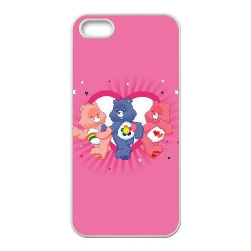 Care Bears I8B41M6WO coque iPhone 4 4s case coque cover white XP5214