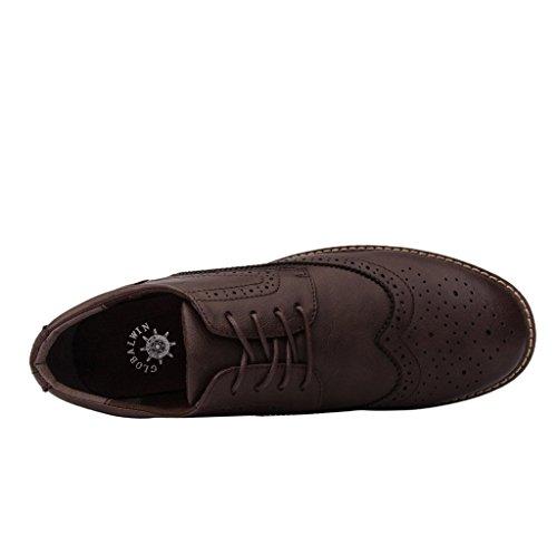 21dark Brown Win Dress GLOBALWIN GLOBALWIN Shoes Global Global Win Mens TUwOq8qz