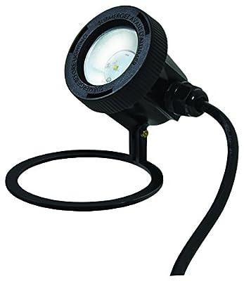 Malibu Submersible LED Light LED Low Voltage Landscape Lighting Pond Light Underwater Light Spotlight Flood Lamp for Fountain Pond Garden Pool Landscape Outdoor 8401-3501-01