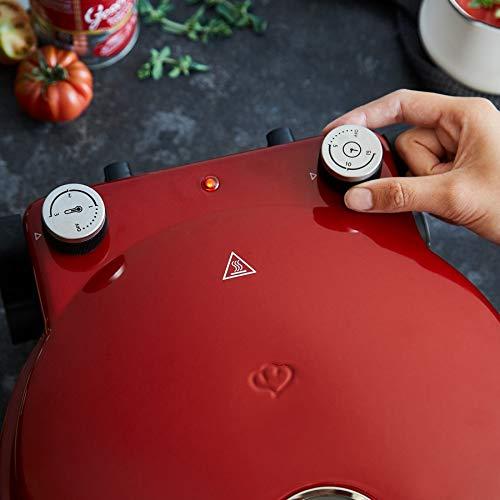 Forno per Pizza Peppo, Pizza Maker Elettrico a 350 °C c 2