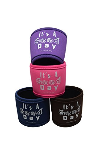 - Blushers Neoprene Reusable Cup Sleeve, Cup Grip (Multi)