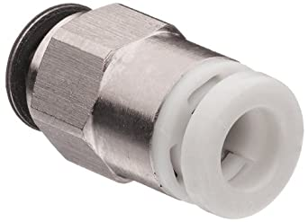 Smc Kq2h23 M3g Stainless Steel Push To Connect Tube