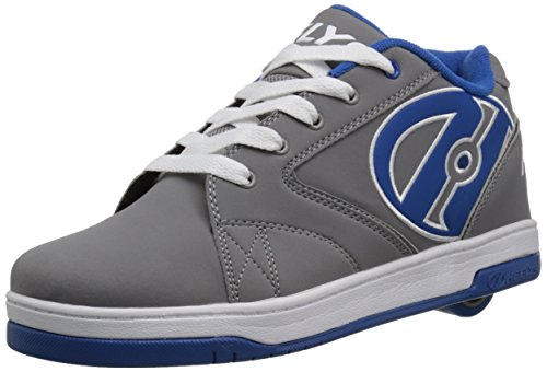 Heelys Mens Driva 2,0 Mode Sneaker Grå / Royal / Vit