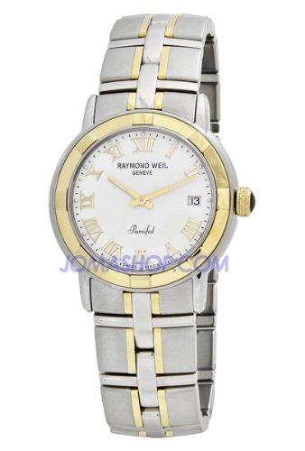 Raymond Weil 9540stg00308 9540-STG-00308 - Reloj de pulsera de hombre, correa de acero inoxidable color plata: Amazon.es: Relojes
