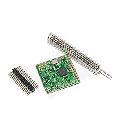 Wireless SI4432 Transceiver Module 433Mhz and up to 1 5KM Range