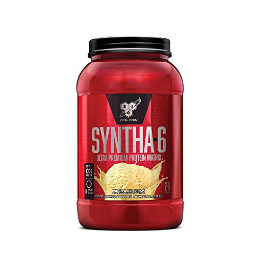 BSN Syntha-6 Ultra-Premium Lean Muscle Protein Powder