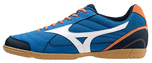 Mizuno Zapatilla Sala Club 2 IN Directoire blue-White turquesa