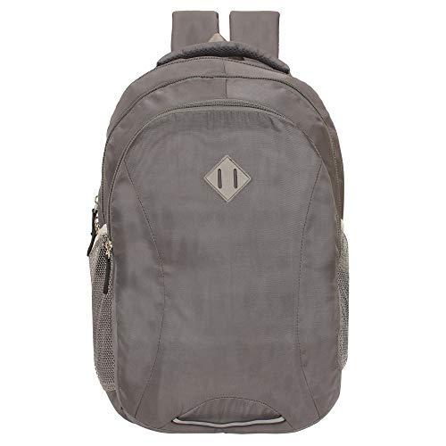 Sassie 31 LTR Waterproof Backpack  Grey