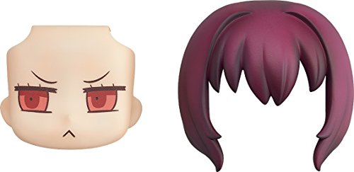 Good Smile Fate/Grand Order Learning with Manga: Lancer/Scathach Face Swap Nendoroid More Accessory