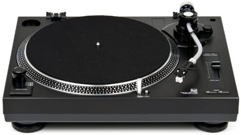 Dual DTJ 301.1 USB - Tocadiscos para DJ (33/45 U/min, control de ...