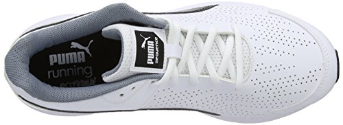 white Entrainement Sequence Running black Puma Sl Adulte Blanc Mixte qpwZtn0f