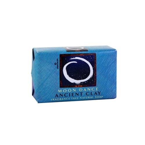 Zion Health Moon Dance Clay Soap, Fragrance Free, 6 Ounce