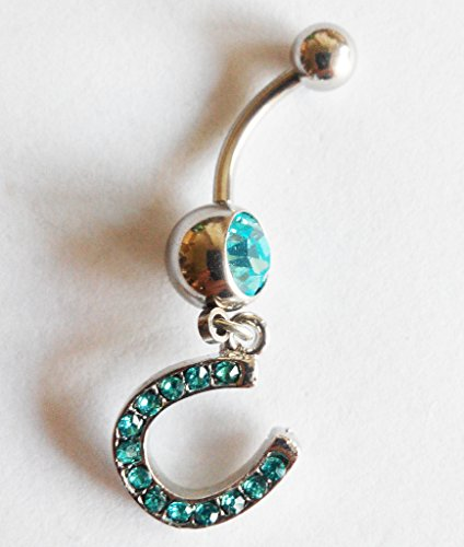 Horse Belly Ring - 4