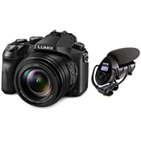 Panasonic Lumix DMC-FZ2500 Digital Point & Shoot Camera - Audio Kit With Shure VP83F LensHopper Camera-Mount Shotgun Microphone