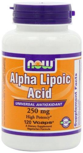 NOW Foods Lipoic Potency V Caps