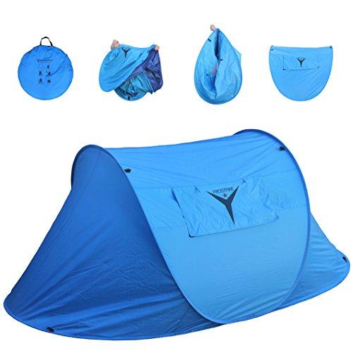Großes Pop-up-Zelt für 2Personen, von Frostfire