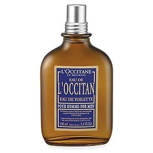 L'Occitane Fresh L'Occitan Eau de Toilette for Men, 3.4 fl. oz.