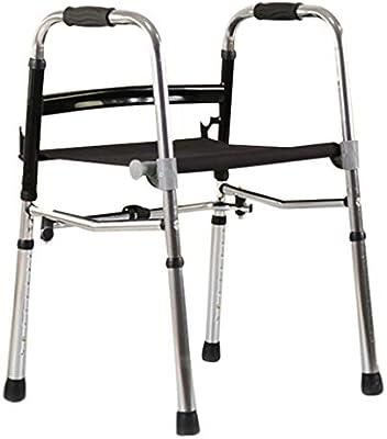 Walk Aid Andador Plegable para Adultos Mayores - Andador para ...
