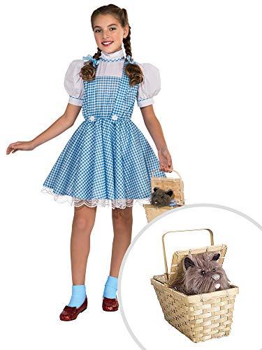 Wizard of Oz Dorothy Costume Kit Deluxe Kids