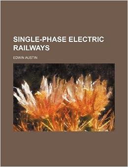 Book Single-phase electric railways
