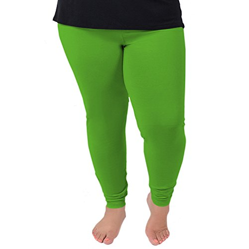 Stretch Comfort Womens Cotton Leggings