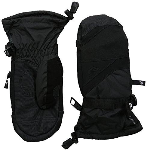 Gordini Big Kids Junior's Stomp Iii Waterproof Insulated Mittens, Black, X-Large