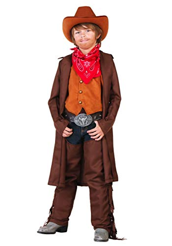 Child Cowboy Costume Large -