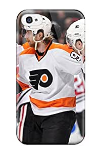 TYH - 8517687K401546739 philadelphia flyers (5) NHL Sports & Colleges fashionable iPhone 4/4s cases phone case