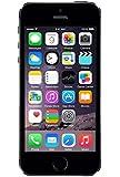 アップル au iPhone5s 16GB ME332J/A スペースグレイ