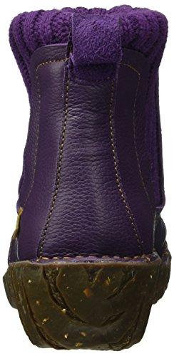 El Stivali Soft Purple Yggdrasil Naturalista Viola Grain Ne23 Donna Chelsea rxrA7