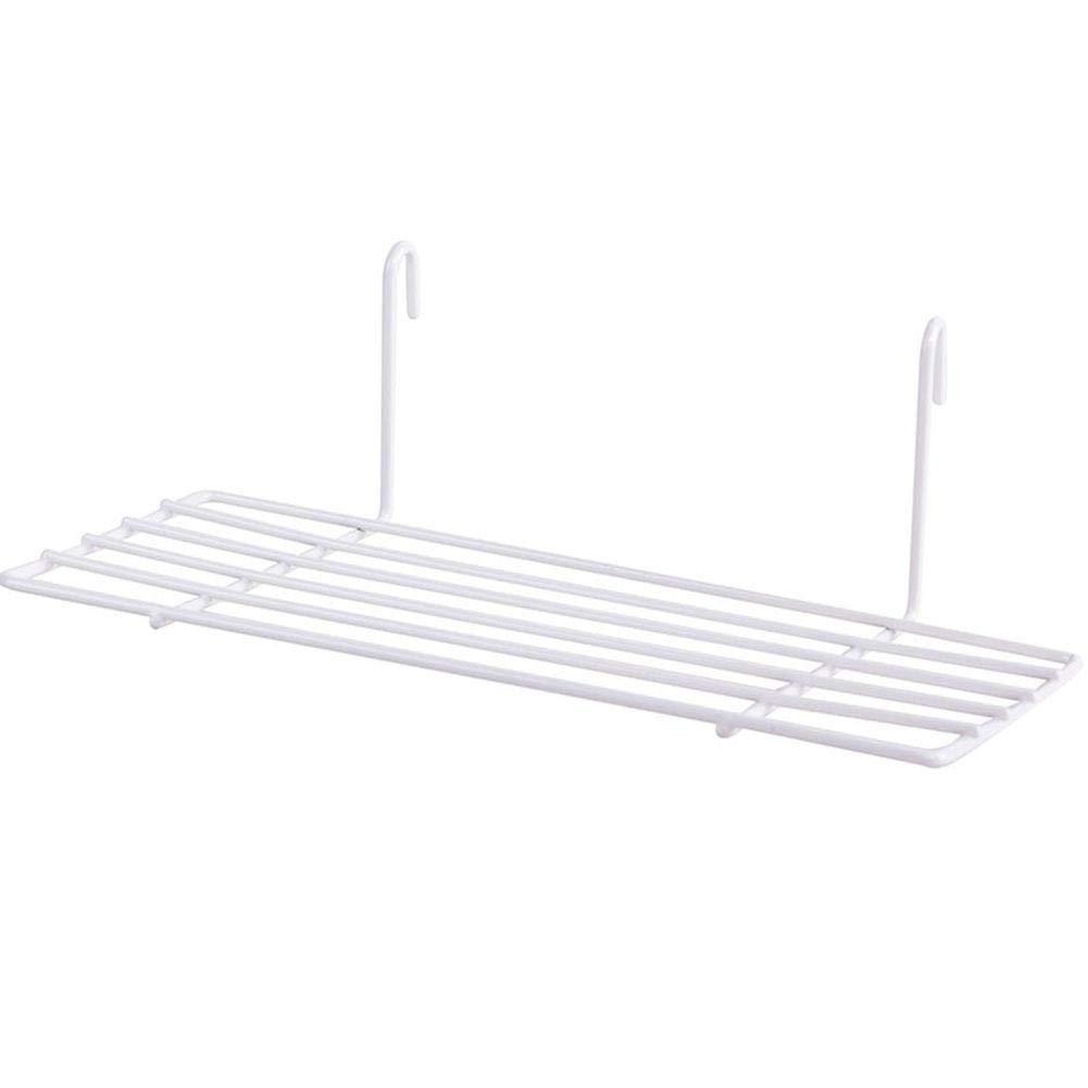 Wand-Dekoration-Eisen-Rahmen-h/ängenden Zahnstangen-Wand-Anzeigen-Aufbewahrungsbeh/älter-Multifunktionsmaschen-Draht-Metallwand-Regal