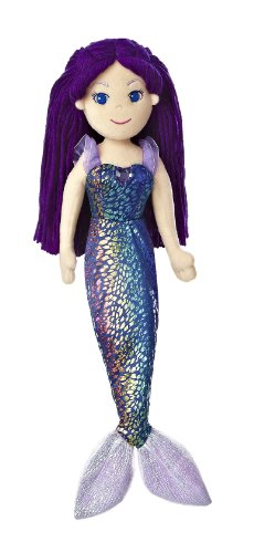 Aurora World Sea Sparkles Mermaid Marika Doll, 17