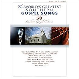 Hal Leonard The World's Greatest Southern Gospel Songs