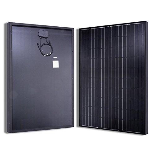 Renogy 280 Watt 24 Volt Monocrystalline Solar Panel by Renogy