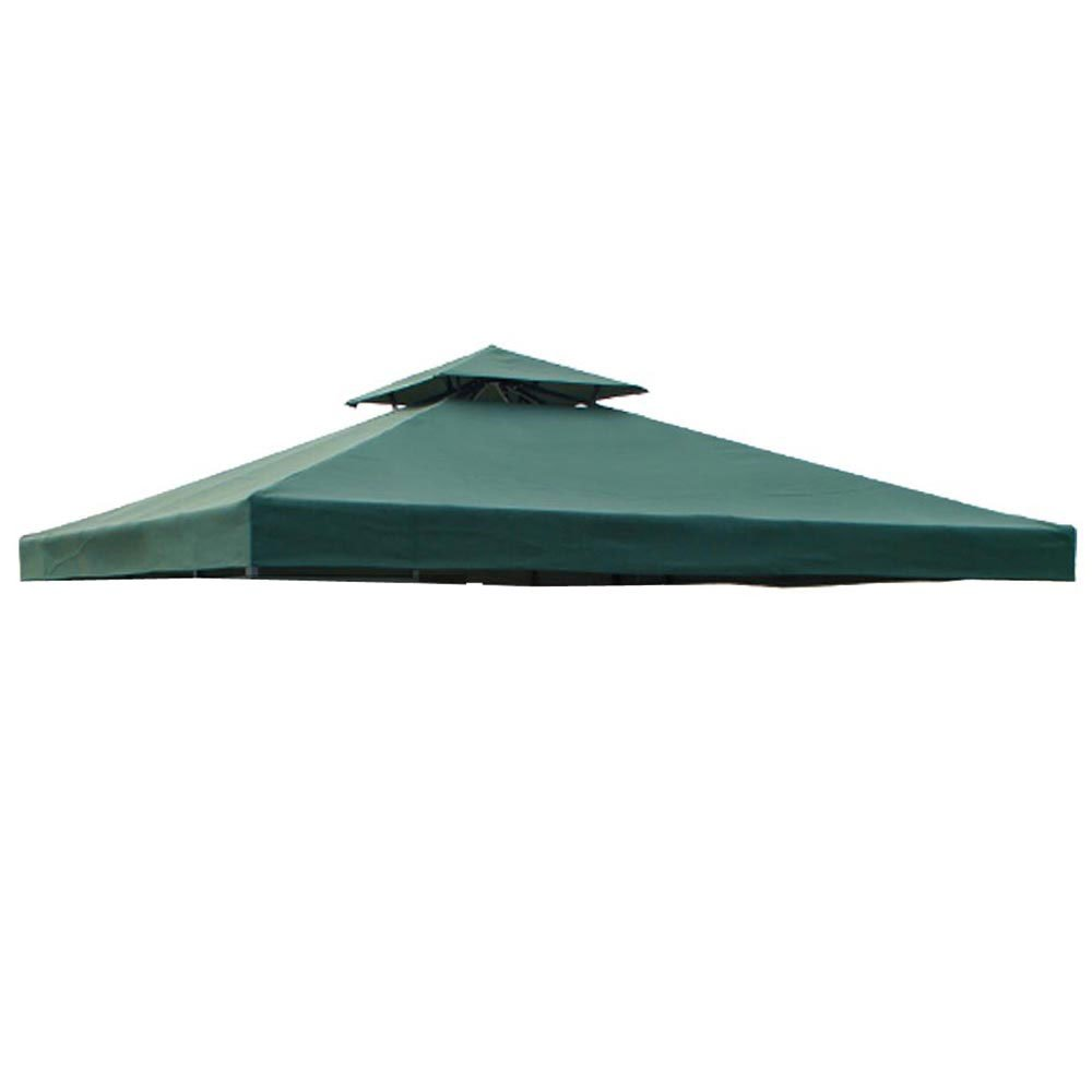 Amazon.com  8x8 ft Garden Canopy Gazebo Replacement Top Green  Garden u0026 Outdoor  sc 1 st  Amazon.com & Amazon.com : 8x8 ft Garden Canopy Gazebo Replacement Top Green ...