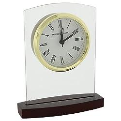 Silverlight Urns Howard Miller Marcus Memorial Mantel Clock, Model 645-580