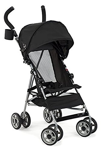 Premium Baby Strollers For Super Lightweight Use (9.5 Pounds) With Infants - Toddlers And Kids - Classic Black Color