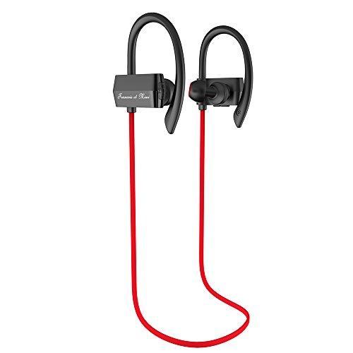 francois et mimi smartx extended battery life wireless bluetooth 4 1 headphones noise isolating. Black Bedroom Furniture Sets. Home Design Ideas