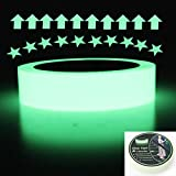 Best Glow In The Dark Tapes - Hylaea Green Glow in The Dark Tape, 30 Review