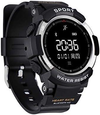 Smart watch Reloj Inteligente/Pulsera F6, Bluetooth/frecuencia cardíaca en Tiempo Real/información de envío/recordatorio de Llamada/Carga ...