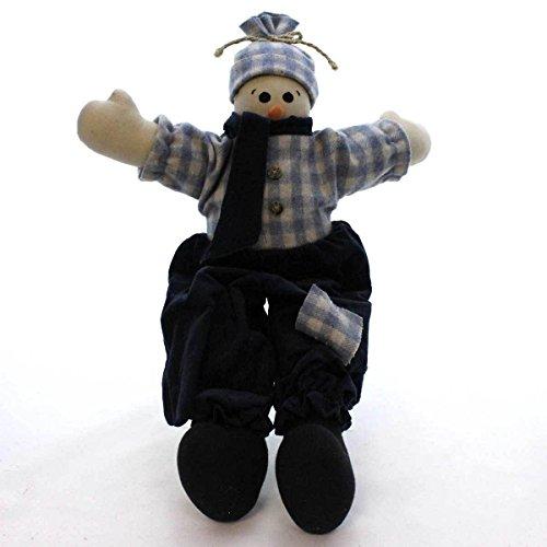 - Boyds Bears Plush PETER FROST SNOWMAN 744106 Snowman Artisan Primitive